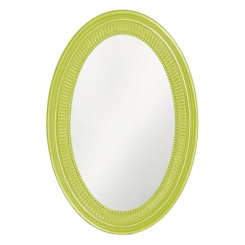 "Howard Elliott 2110MG Ethan 31"" x 21"" Glossy Moss Green Mirror Glossy Sale $209.90 ITEM: bci2700933 ID#:2110MG UPC: 848635046976 :"