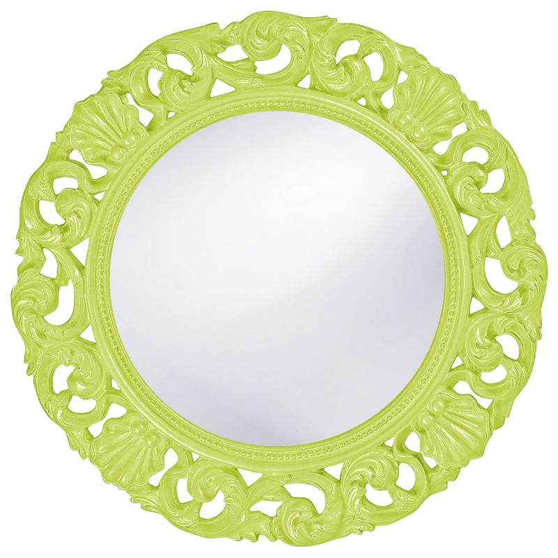 "Howard Elliott 2170MG Glendale 26"" x 26"" Green Mirror Green Home Decor Sale $209.90 ITEM: bci2700078 ID#:2170MG UPC: 848635016153 :"