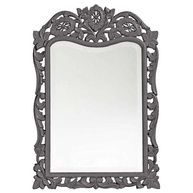 "Howard Elliott 4085CH St. Agustine 29"" x 20"" Charcoal Gray Mirror Sale $209.90 ITEM: bci2700130 ID#:4085CH UPC: 848635018669 :"