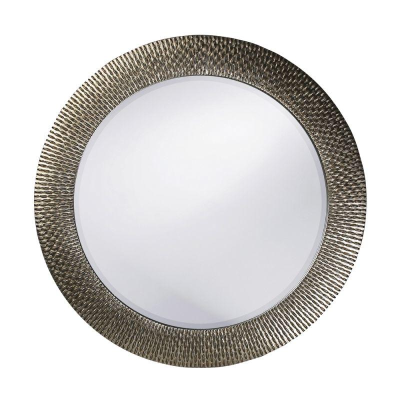 "Howard Elliott Bergman Round Mirror 32"" Diameter Circular Mirror from"
