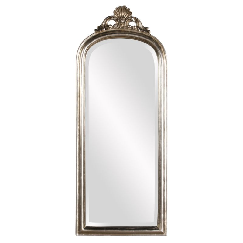 """Howard Elliott Wright Arched Mirror 40"""" x 16"""" Arched Mirror from the"""