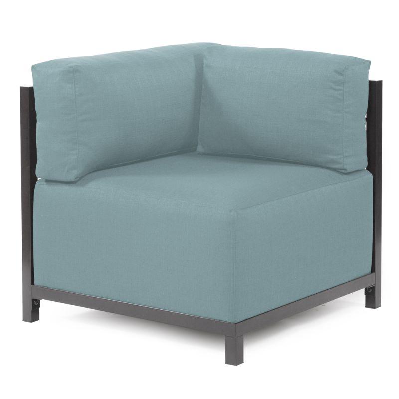 Howard Elliott 921-200 Sterling Axis 30 X 17 Chair Slipcover Breeze