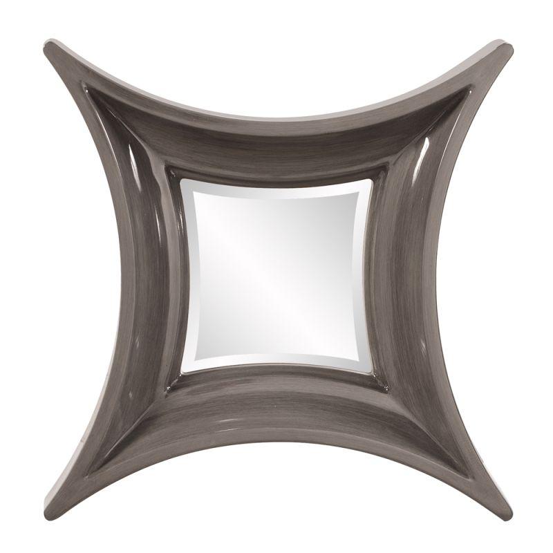 "Howard Elliott 92104 Wilton 24"" x 24"" Square Mirror Grey Home Decor Sale $210.00 ITEM: bci2704861 ID#:92104 UPC: 848635058641 :"