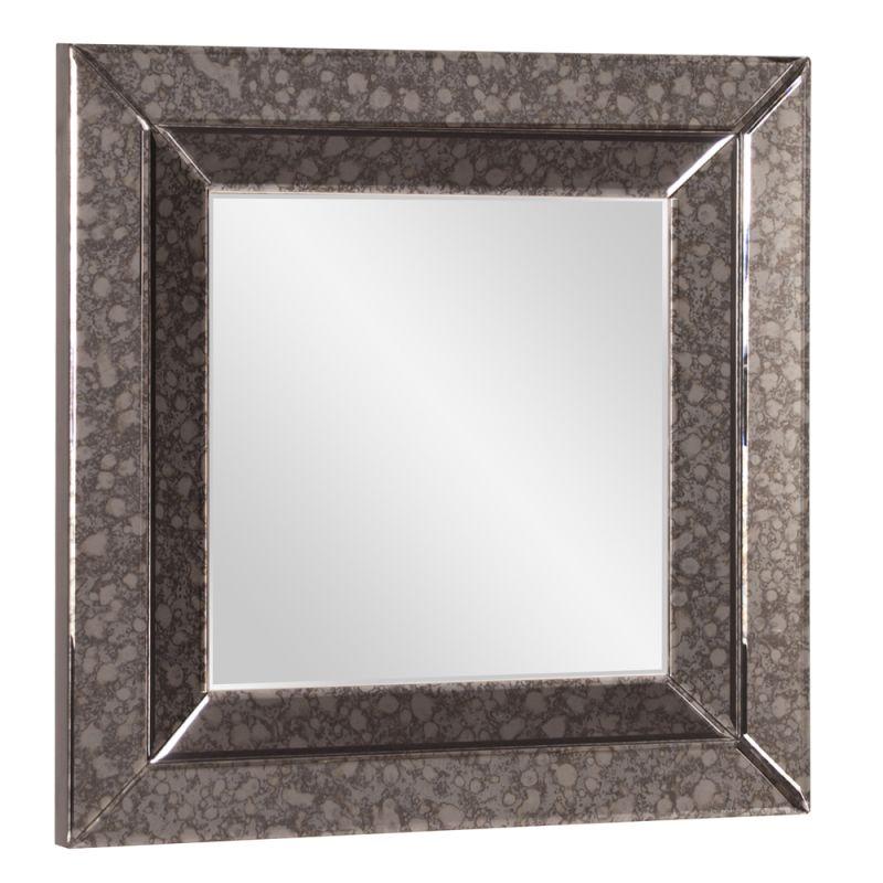 "Howard Elliott Jansen Square Mirror 24"" x 24"" Square Mirror from the"