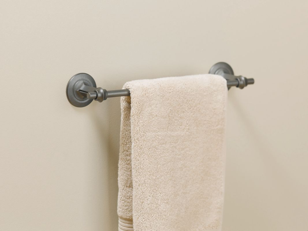 "Hubbardton Forge 844007 14.8"" Toilet Paper Holder from the Rook"