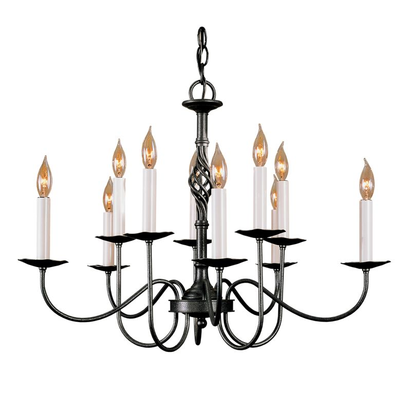 "Hubbardton Forge 108100 Twist Basket 10 Light 27"" Wide Candle Style"