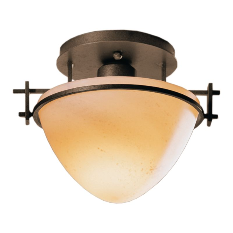 Hubbardton Forge 124247 1 Light Bowl Light Semi-Flush Ceiling Fixture Sale $215.60 ITEM: bci1163750 ID#:124247-05 :