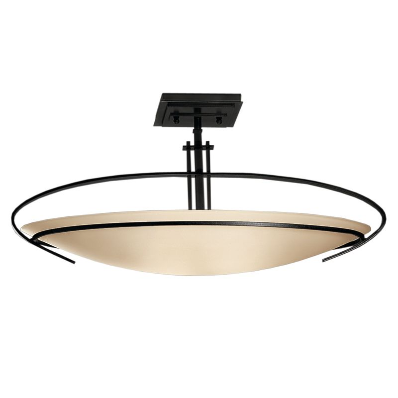Hubbardton Forge 124341 2 Light Bowl Light Semi-Flush Ceiling Fixture Sale $814.00 ITEM: bci1333646 ID#:124341-10-G89 :