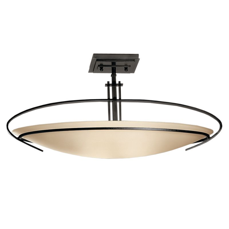 Hubbardton Forge 124341 2 Light Bowl Light Semi-Flush Ceiling Fixture Sale $814.00 ITEM: bci1333648 ID#:124341-20-G89 :