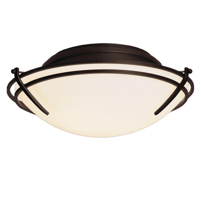 Hubbardton Forge 124402 2 Light Down Lighting Flush Mount Ceiling Sale $499.40 ITEM: bci1163819 ID#:124402-03 :