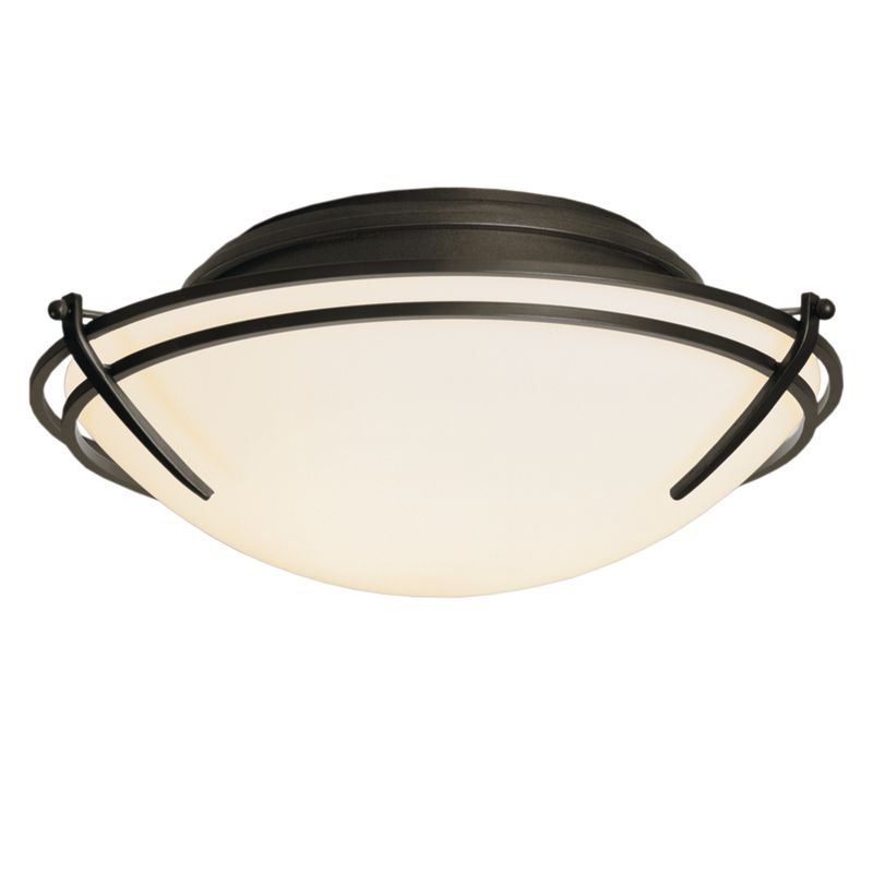 Hubbardton Forge 124402 2 Light Down Lighting Flush Mount Ceiling Sale $499.40 ITEM: bci1163818 ID#:124402-07 :