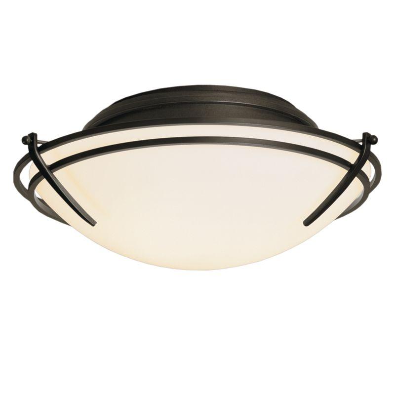 Hubbardton Forge 124402 2 Light Down Lighting Flush Mount Ceiling Sale $499.40 ITEM: bci1163818 ID#:124402-07 :