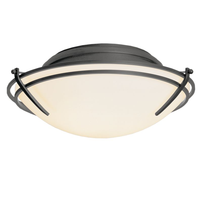 Hubbardton Forge 124402 2 Light Down Lighting Flush Mount Ceiling Sale $499.40 ITEM: bci1163817 ID#:124402-08 :