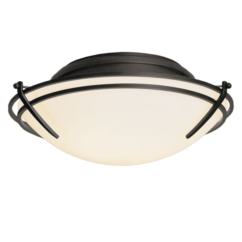 Hubbardton Forge 124402 2 Light Down Lighting Flush Mount Ceiling Sale $499.40 ITEM: bci1163820 ID#:124402-20 :