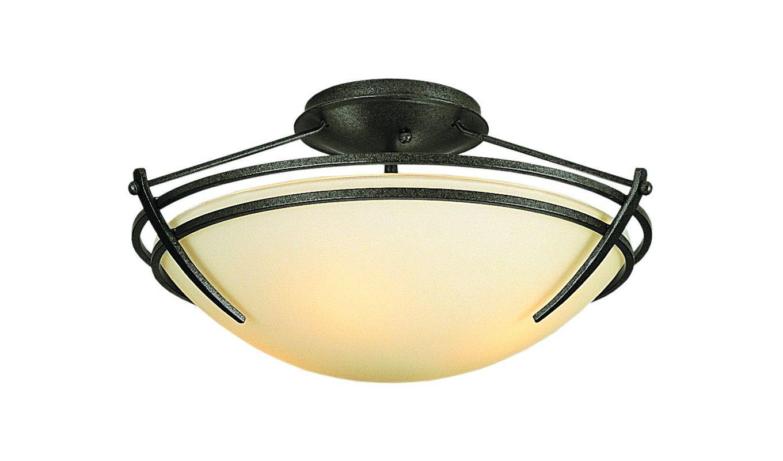 Hubbardton Forge 124412 2 Light Down Lighting Semi Flush Ceiling Sale $459.80 ITEM: bci1163829 ID#:124412-07 :
