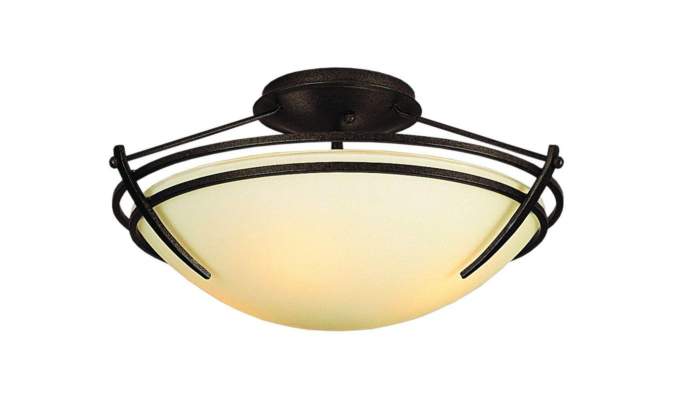 Hubbardton Forge 124412 2 Light Down Lighting Semi Flush Ceiling Sale $459.80 ITEM: bci1163830 ID#:124412-03 :