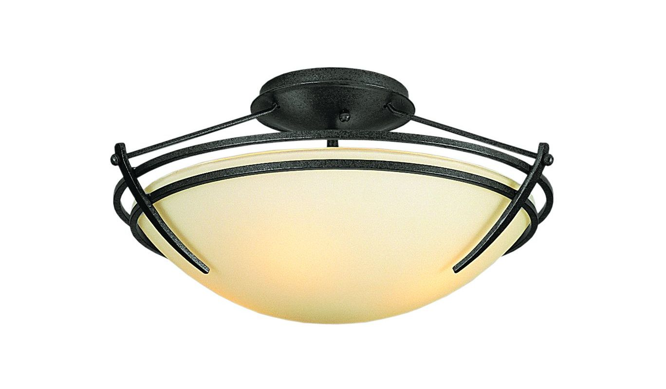 Hubbardton Forge 124412 2 Light Down Lighting Semi Flush Ceiling Sale $459.80 ITEM: bci1163831 ID#:124412-20 :