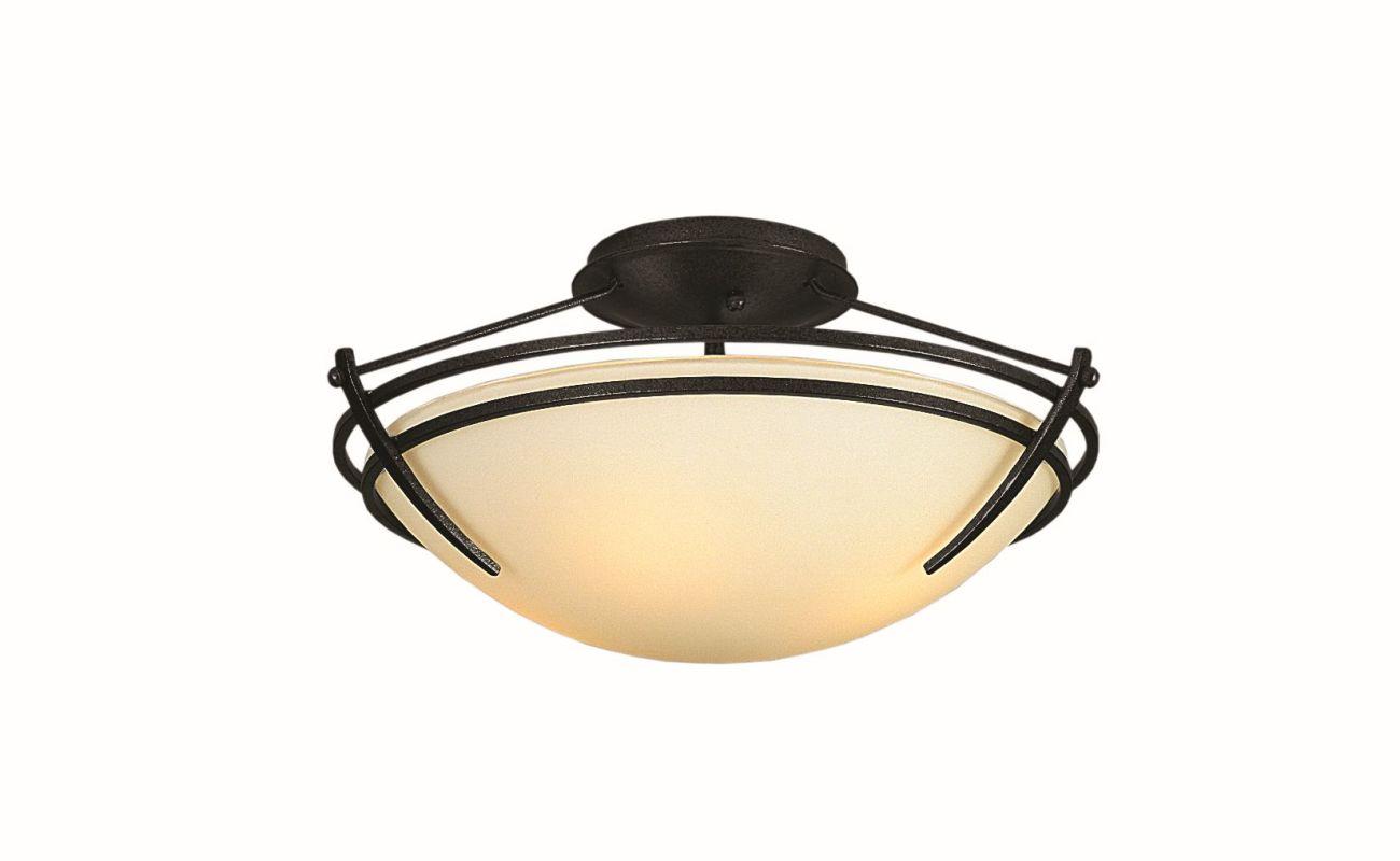 "Hubbardton Forge 124412F Presidio Tryne 2 Light 16.4"" Wide Semi-Flush Sale $558.80 ITEM: bci2890319 ID#:124412F-10 :"