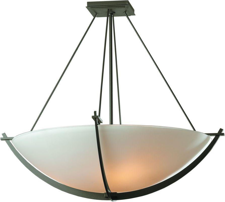 Hubbardton Forge 124560 3 Light Bowl Light Semi-Flush Ceiling Fixture Sale $1172.60 ITEM: bci1333917 ID#:124560-07 :