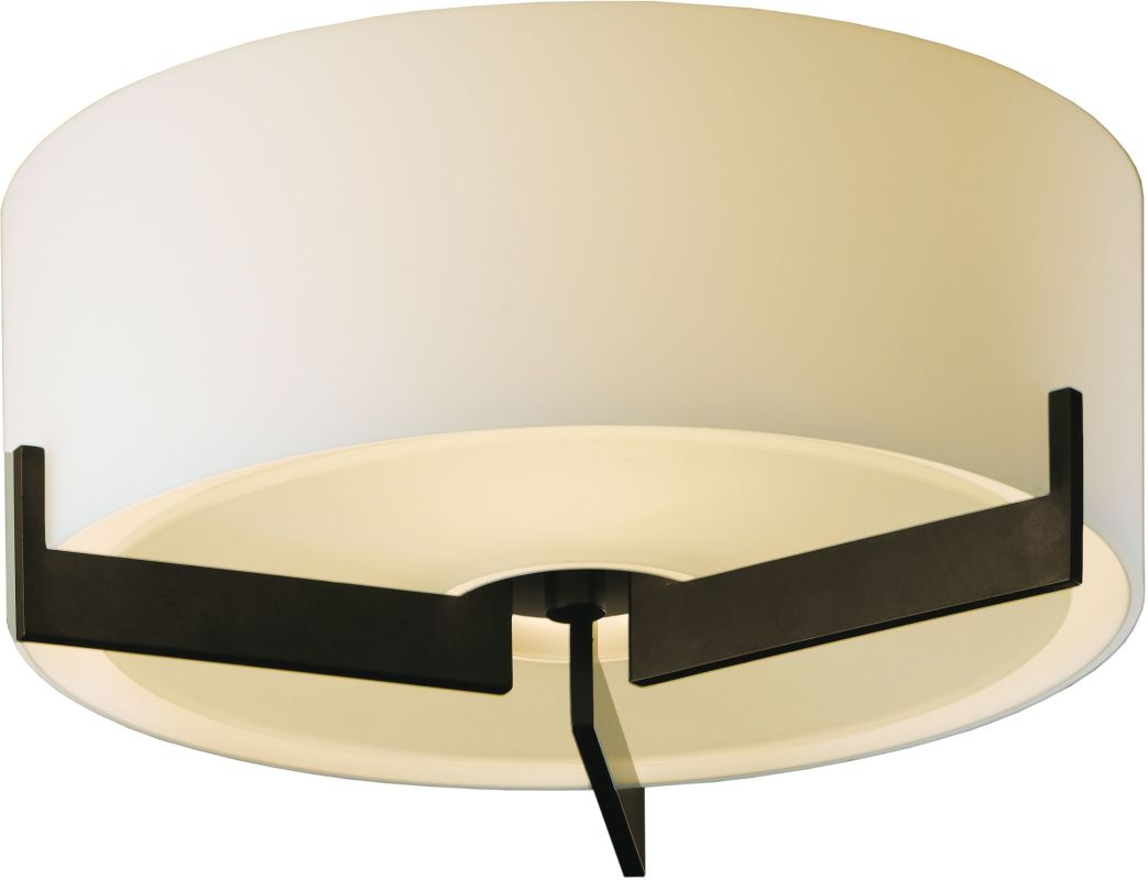Hubbardton Forge 126401-05 Bronze Contemporary Axis Ceiling Light Sale $567.60 ITEM: bci1758430 ID#:126401-05 :