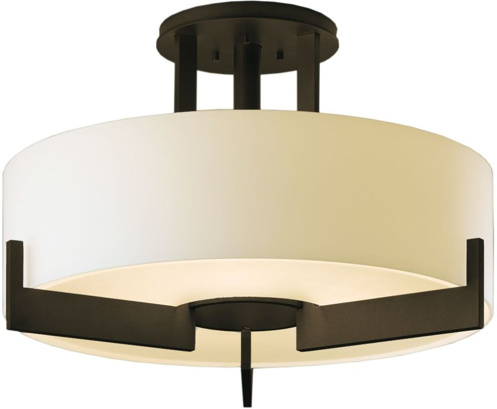 Hubbardton Forge 126403-05 Bronze Contemporary Axis Ceiling Light Sale $1542.20 ITEM: bci1758436 ID#:126403-05 :
