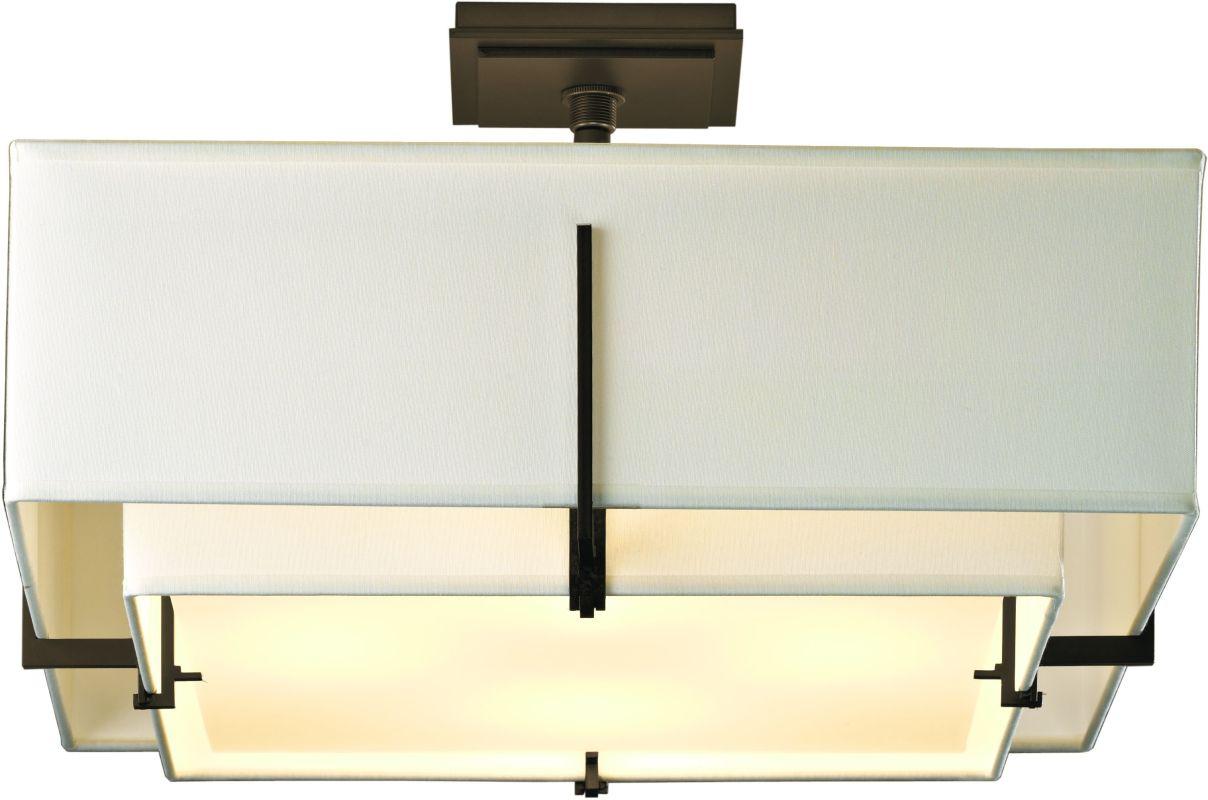 Hubbardton Forge 126510 Exos 4 Light Semi-Flush Ceiling Fixture Bronze Sale $935.00 ITEM: bci2226538 ID#:126510-05 :