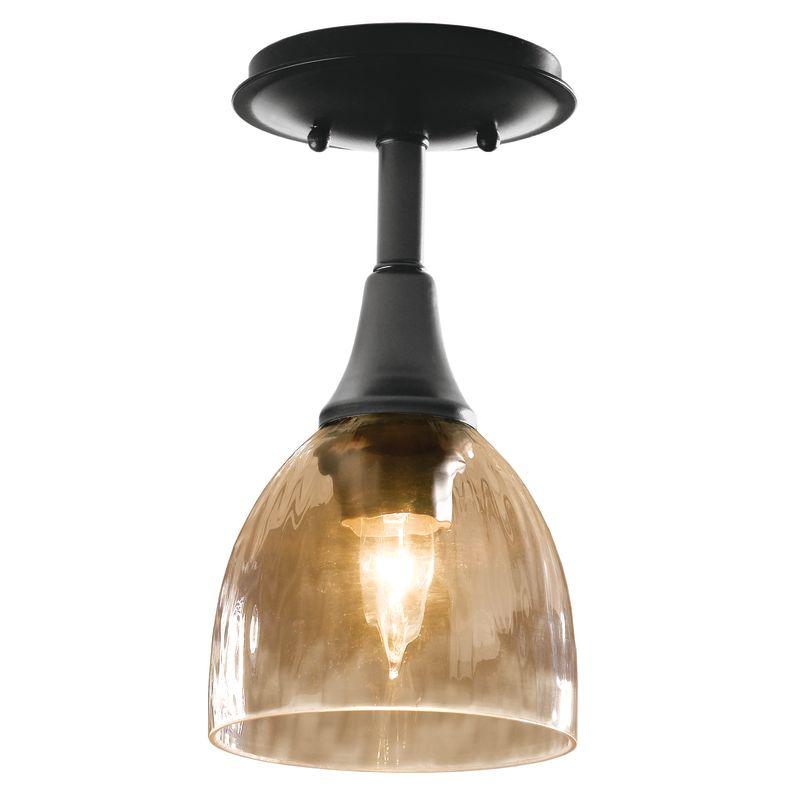Hubbardton Forge 126703 1 Light Small Semi-Flush Ceiling Fixture Sale $206.80 ITEM: bci1333896 ID#:126703-08 :