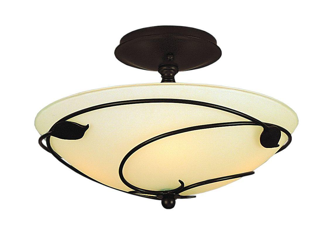 Hubbardton Forge 126712 2 Light Down Light Semi-Flush Ceiling Fixture Sale $536.80 ITEM: bci1249757 ID#:126712-03 :