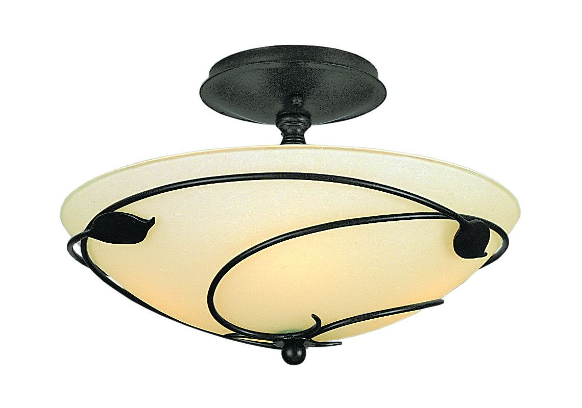 Hubbardton Forge 126712 2 Light Down Light Semi-Flush Ceiling Fixture Sale $536.80 ITEM: bci1249760 ID#:126712-20 :