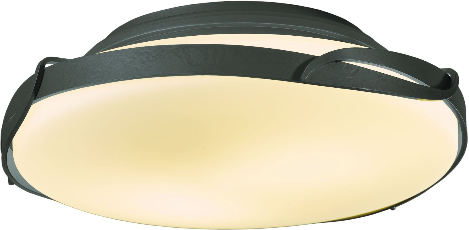 Hubbardton Forge 126740 2 Light Semi-Flush Ceiling Light from the Sale $431.20 ITEM: bci2007254 ID#:126740-20 :
