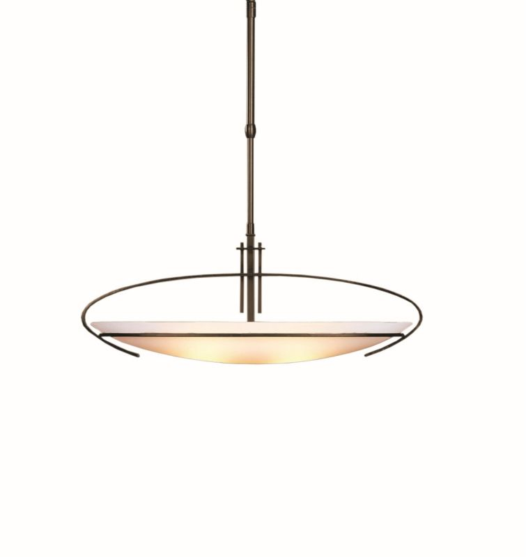 Hubbardton Forge 134322-05 Bronze Contemporary Mackintosh Pendant