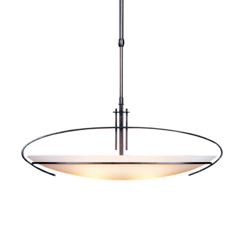 Hubbardton Forge 134322-07 Dark Smoke Contemporary Mackintosh Pendant