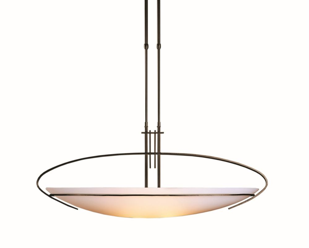 Hubbardton Forge 134328-05 Bronze Contemporary Mackintosh Pendant