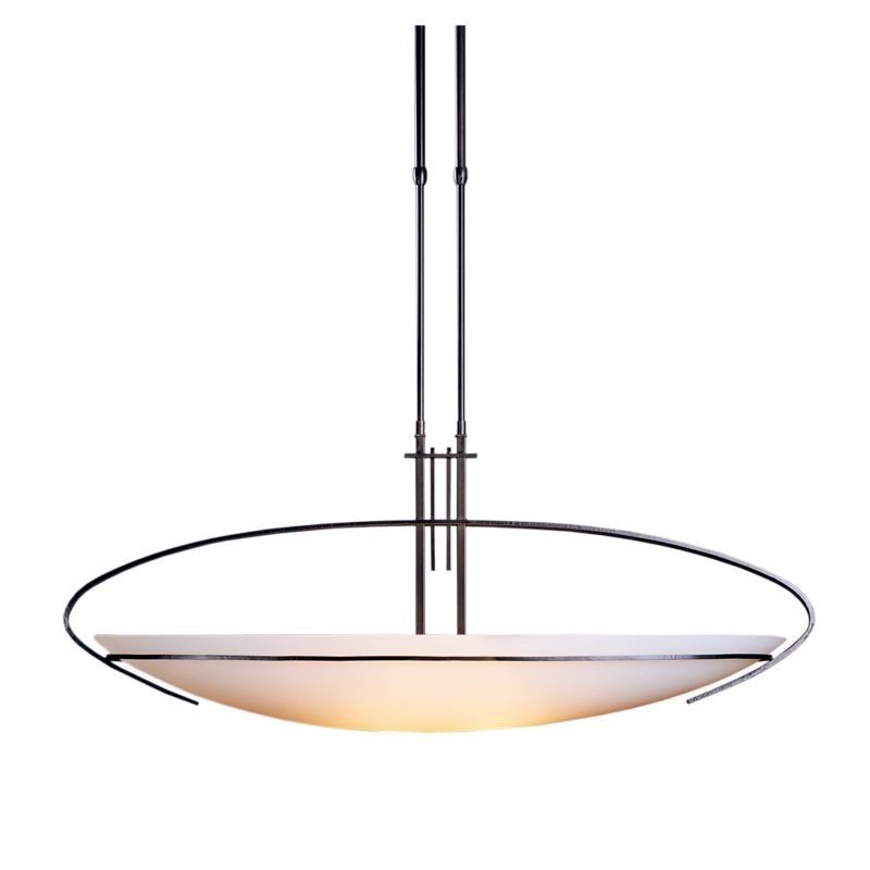 Hubbardton Forge 134328-07 Dark Smoke Contemporary Mackintosh Pendant