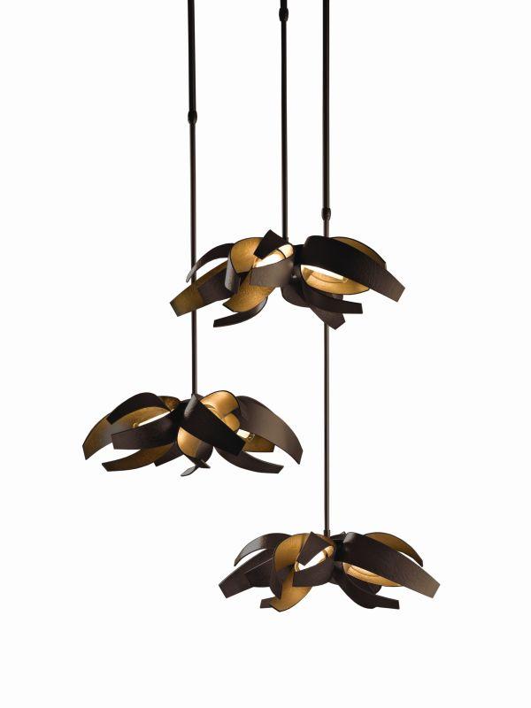 Hubbardton Forge 136510-03 Mahogany Contemporary Corona Pendant Sale $3245.00 ITEM: bci2226549 ID#:136510-03-YE352 :