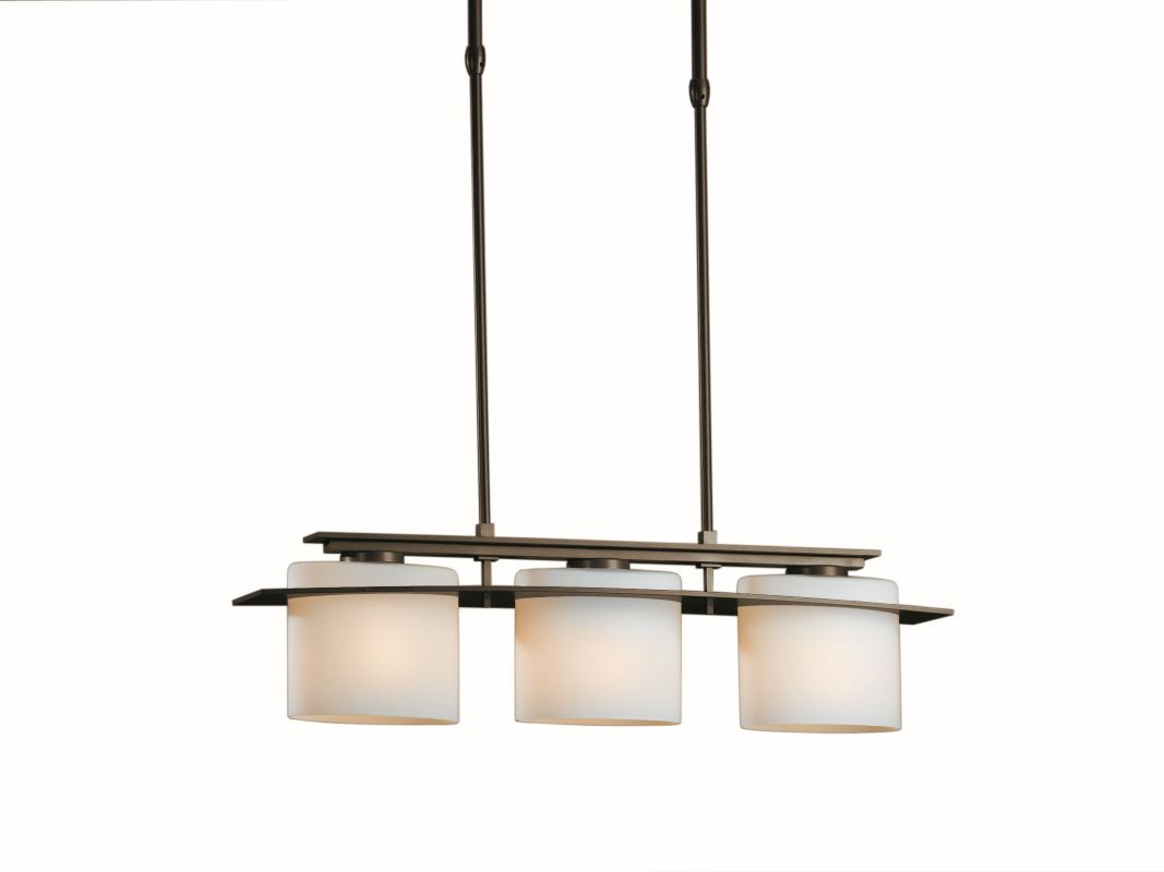 "Hubbardton Forge 137523 Arc Ellipse 3 Light 26"" Wide Adjustable"