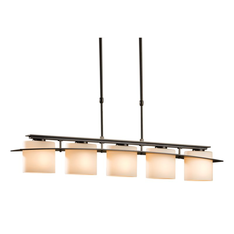 "Hubbardton Forge 137525 Arc Ellipse 5 Light 42"" Wide Adjustable"