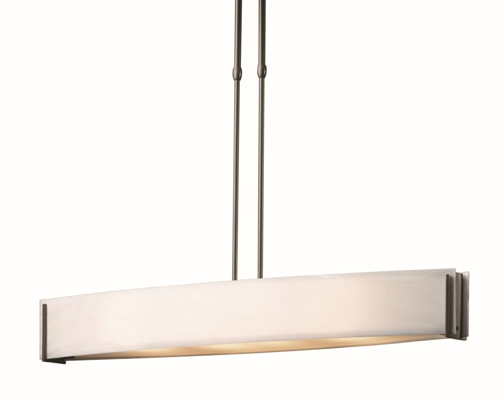 Hubbardton Forge 137610 Dark Smoke Contemporary Intersections Pendant
