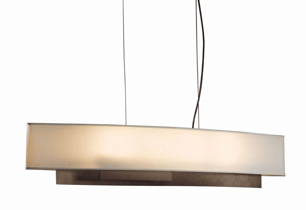 Hubbardton Forge 137650-03 Mahogany Contemporary Current Pendant