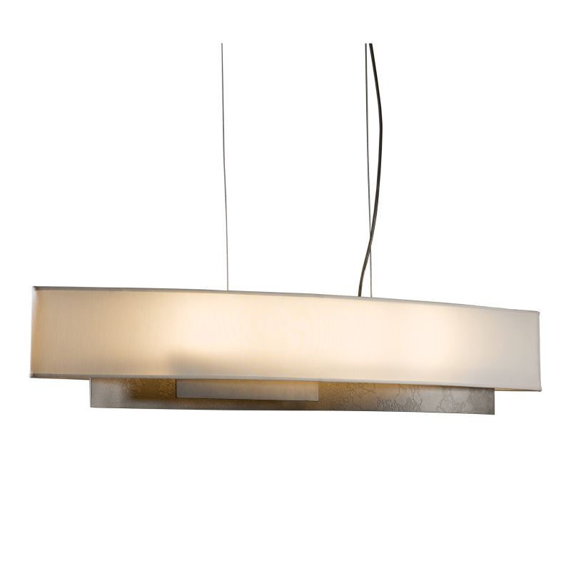 Hubbardton Forge 137650-07 Dark Smoke Contemporary Current Pendant