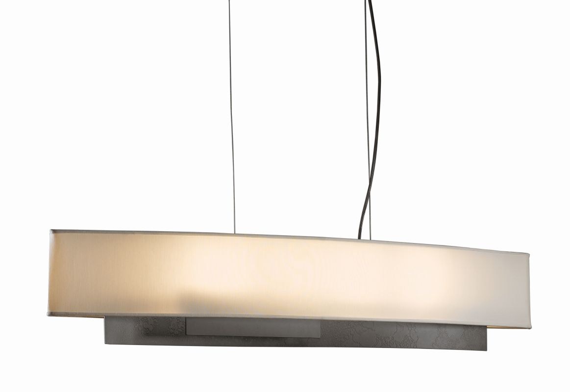 Hubbardton Forge 137650-20 Natural Iron Contemporary Current Pendant