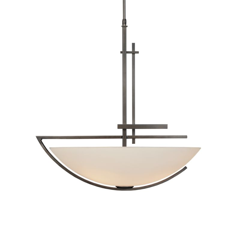 Hubbardton Forge 138552-07 Dark Smoke Contemporary Ondrian Pendant