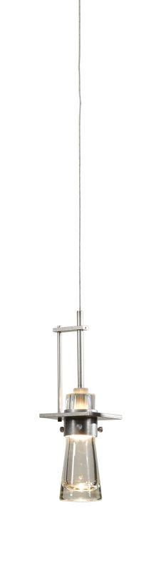 Hubbardton Forge 161065-82 Platinum Industrial Erlenmeyer Pendant