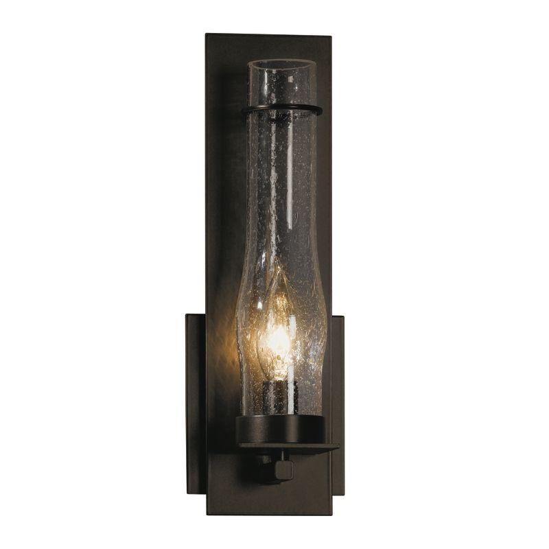 Hubbardton Forge 204250 1 Light Wall Sconce from the New Town Sale $429.00 ITEM: bci1163989 ID#:204250-05-CTO :