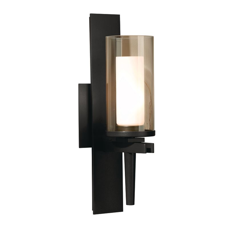 Hubbardton Forge 204301 10 Black 1 Light 60 Watt Direct