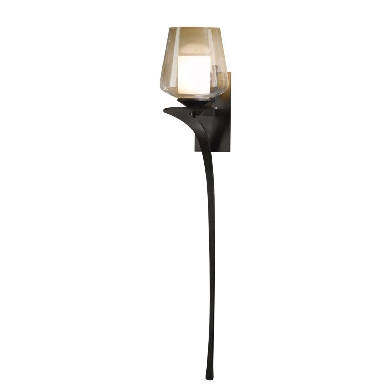 "Hubbardton Forge 204712L Antasia Single Light 27"" High Wall Sconce Sale $451.00 ITEM: bci2891165 ID#:204712L-07 :"