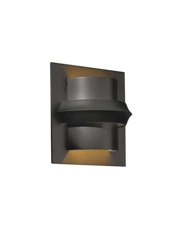 Hubbardton Forge 204915 ADA Compliant 1 Light 60 Watt Direct Wire Wall