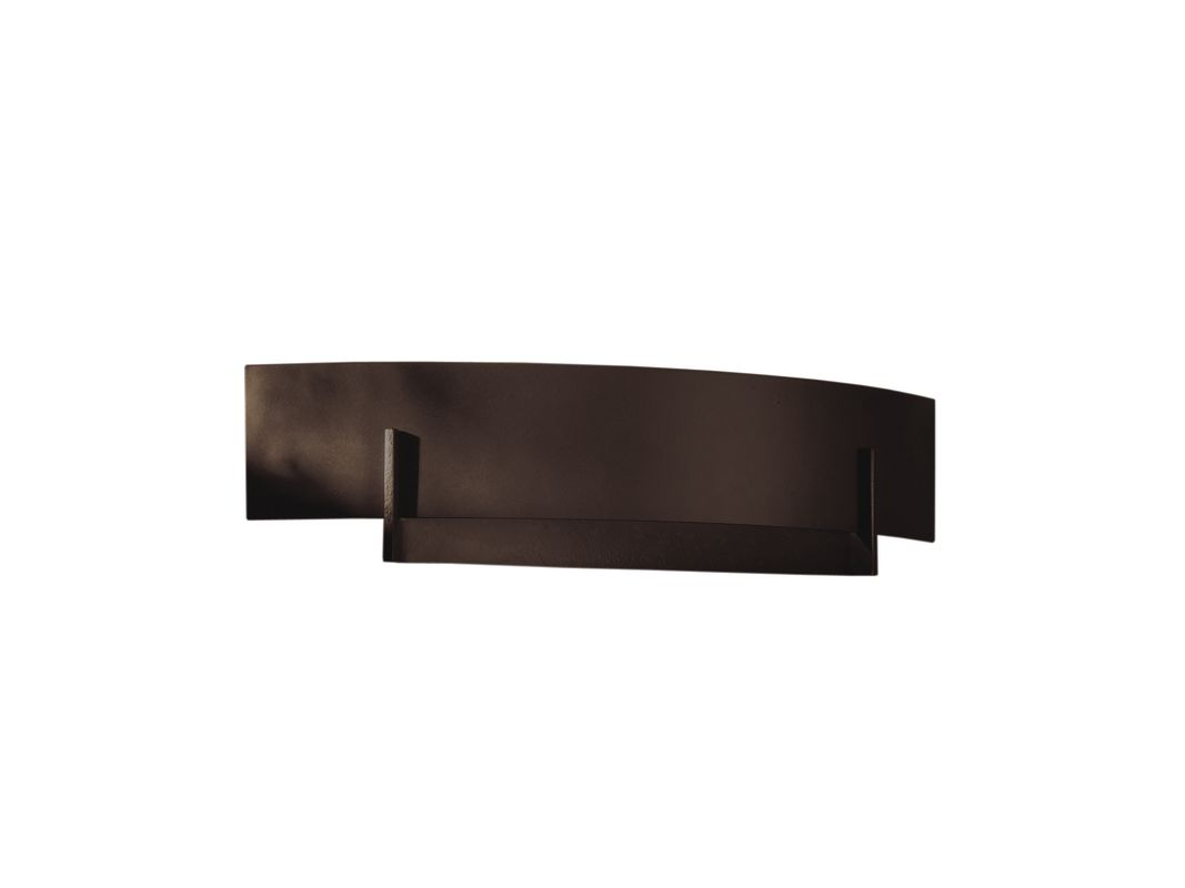 Hubbardton Forge 206403-03 Mahogany Contemporary Axis Wall Sconce