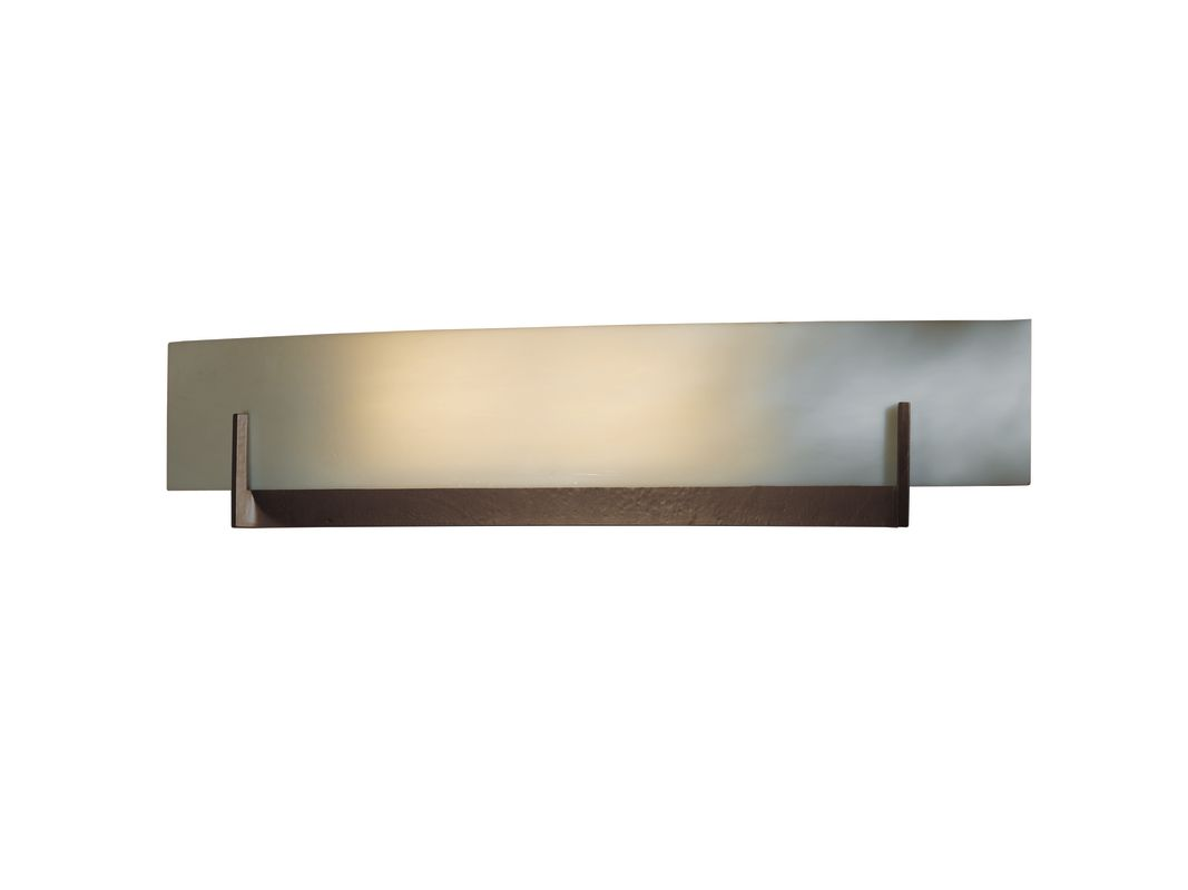 Hubbardton Forge 206410 2 Light 200 Watt Large Direct Wire Wall Sconce