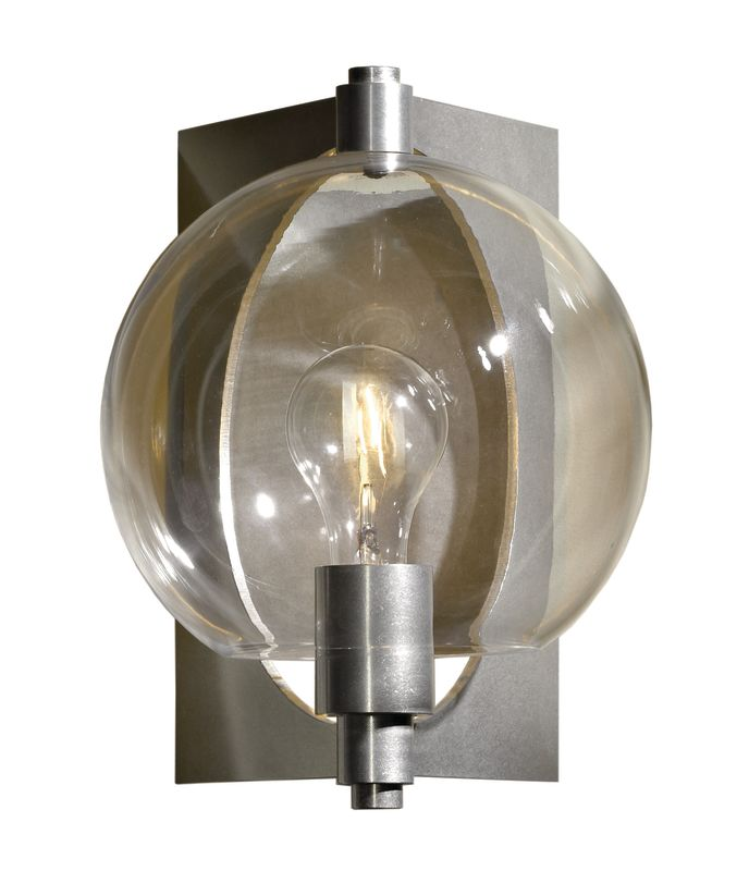 Hubbardton Forge 206540-82 Platinum Industrial Pluto Wall Sconce Sale $521.40 ITEM: bci2226689 ID#:206540-82 :